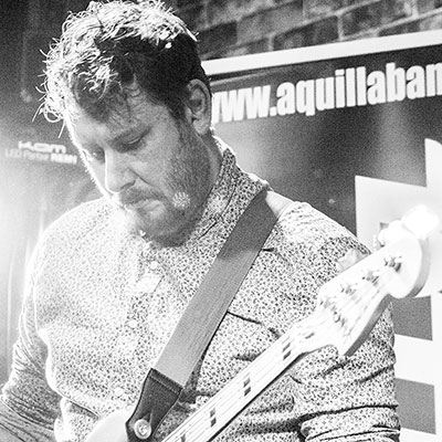 Chris Rollinson Aquilla West Yorkshire Indie Rock Band